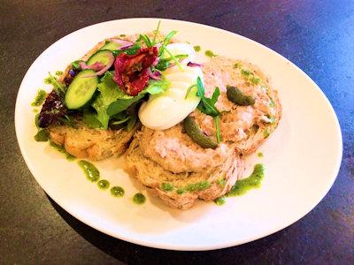 Huisgemaakte tonijnsalade