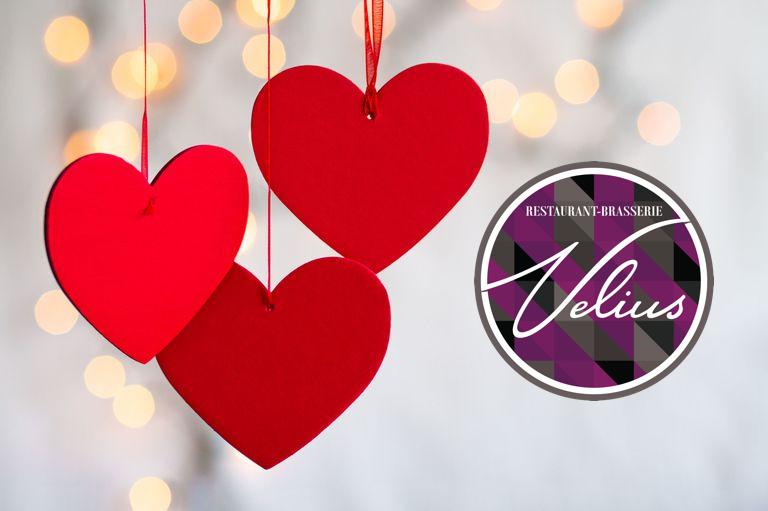Valentijns menu 2020
